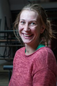 Anna-Maria Huhn (Kontrabass)