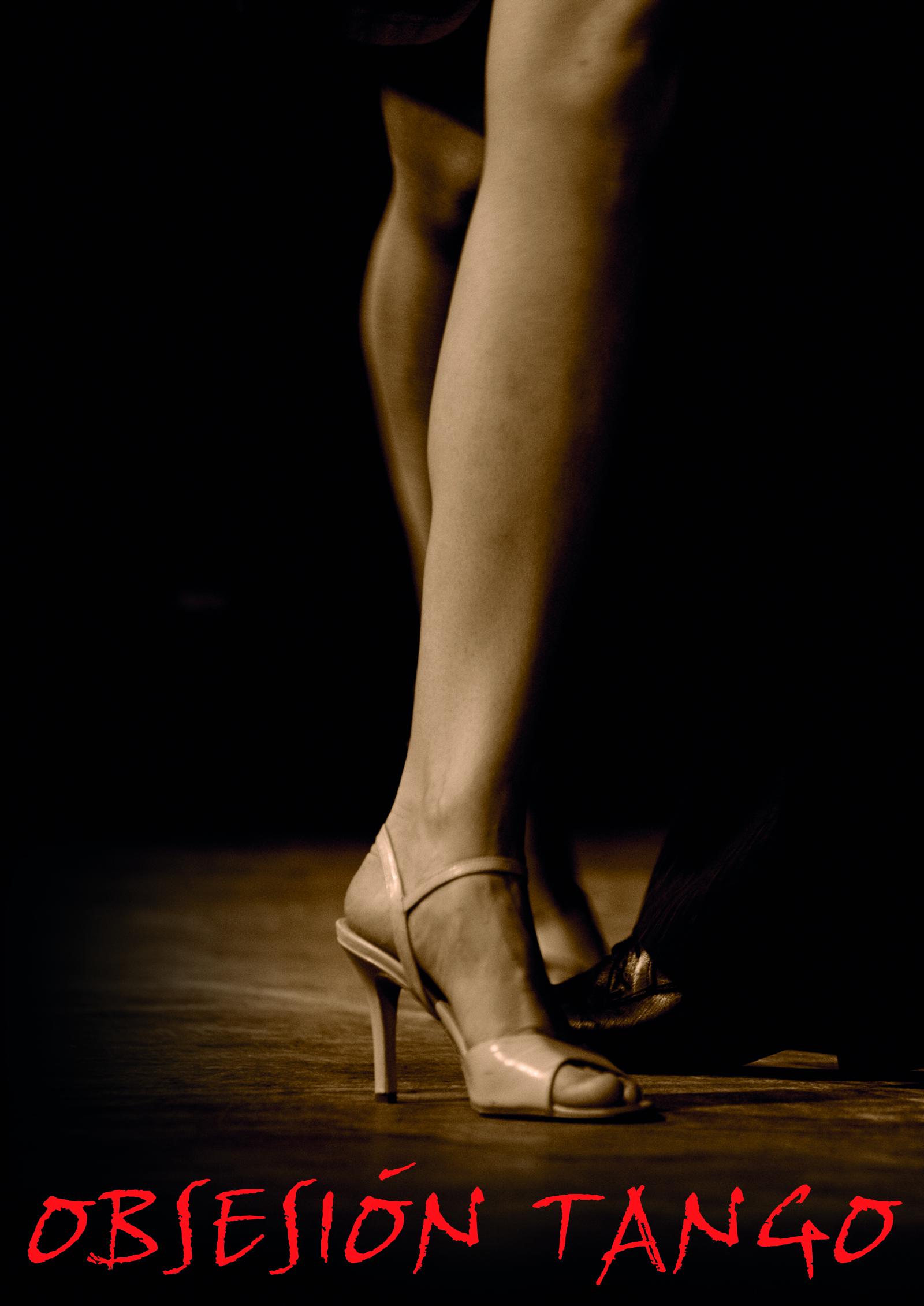 """DVD """"Obsesión Tango"""" (2013)"""