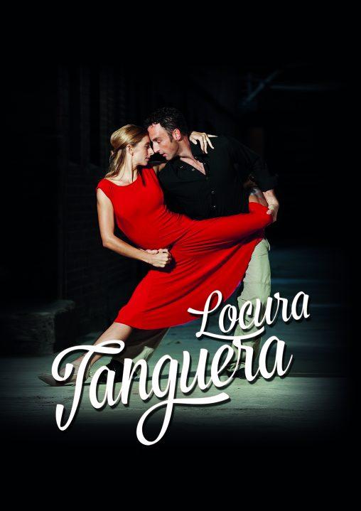 """DVD """"Locura Tanguera"""" (2014)"""