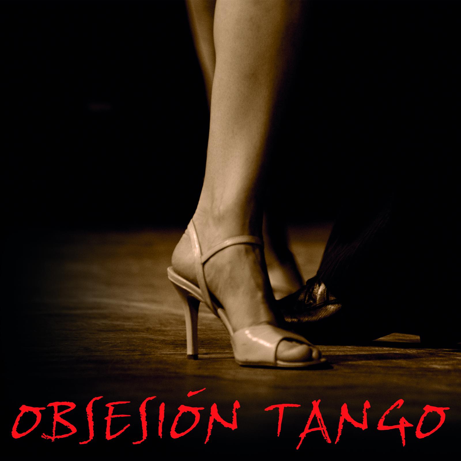"""CD """"Obsesión Tango"""" (2013)"""